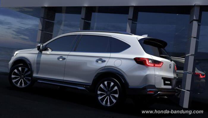 Honda Akan Meluncurkan Pesaing Baru Rush dan Terios di Bulan Agustus 2021