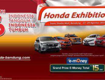 Honda Exhibition Trans Studio Mall Bandung Agustus 2021