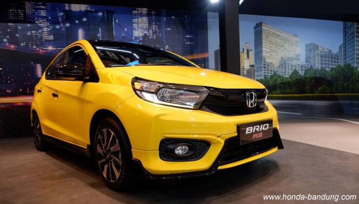 Harga Honda Brio Bandung 2021