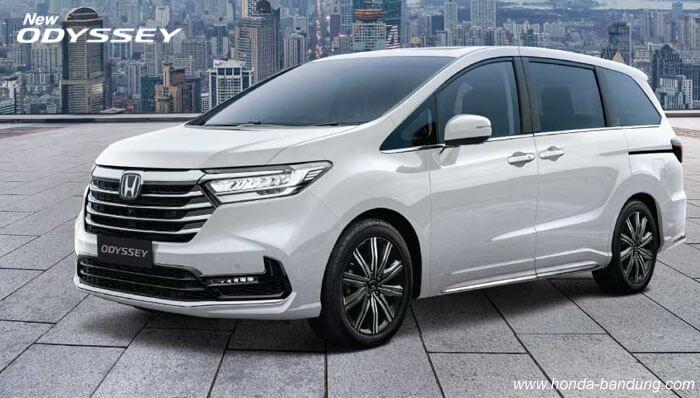 Harga Honda Odyssey Bandung 2021